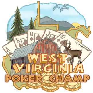 West Virginia Poker Champion