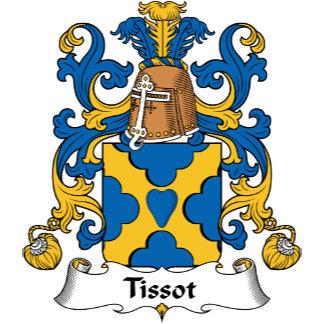 Tissot Family Crest
