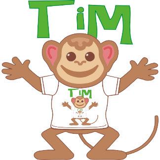 Little Monkey Tim