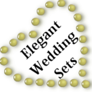 Elegant Wedding Sets