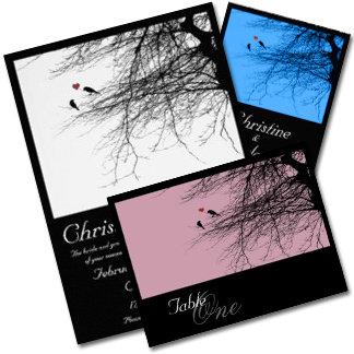 Love Birds (colour customizable)