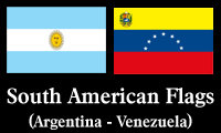 South American Flags