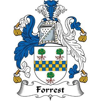 Forrest Family Crest