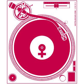 Female Turntable