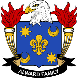 Alward Coat of Arms