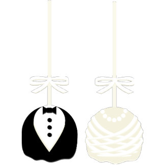 Cake Pop Wedding