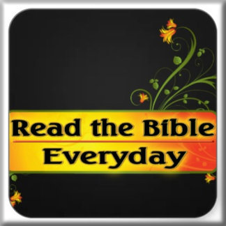 READ THE BIBLE EVERYDAY