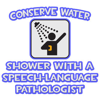 Conserve Water .. Shower With a SLP