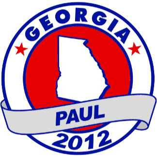 Georgia Ron Paul
