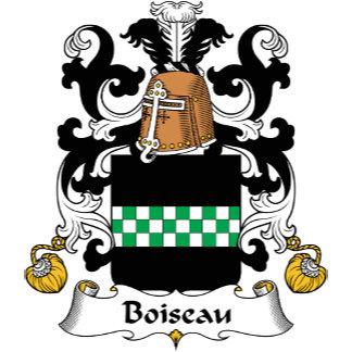 Boiseau Family Crest