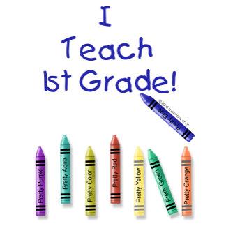 I Teach 1st Grade!
