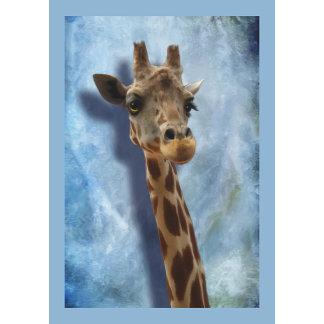 Giraffe - Heshimu