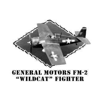 """General Motors FM-2 """"Wildcat"""" Fighter"""