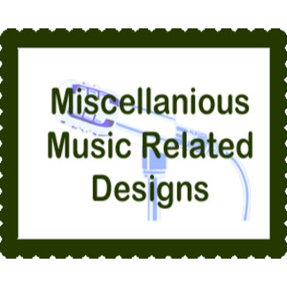 Conductors, Stands, Clefs, Notes, Speaker Designs