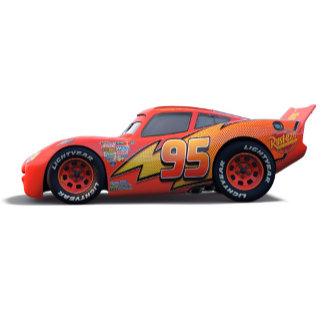 Cars' Lightning McQueen Profile