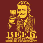Beer is the Cure