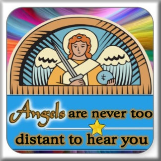 ANGELS ARE NEVER TOO FAR