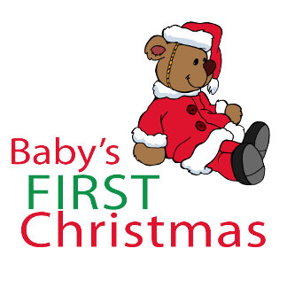 Baby's First Christmas Gifts and Clothing - Bear
