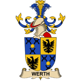 Werth Coat of Arms