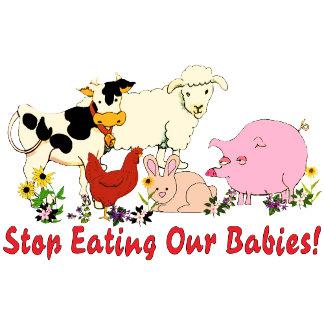 Eating Animal Babies