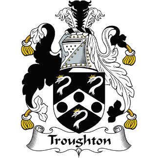 Troughton Family Crest