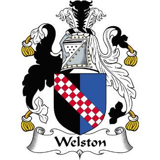 Welston Family Crest