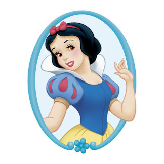 Snow White & the 7 Dwarfs' Framed Snow White