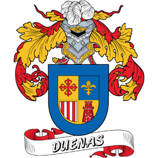 Duenas Family Crest