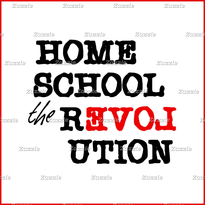 Homeschool the Revolution