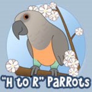 Parrot Species H to R