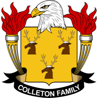 Colleton Coat of Arms