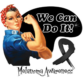 Melanoma We Can Do It Rosie The Riveter