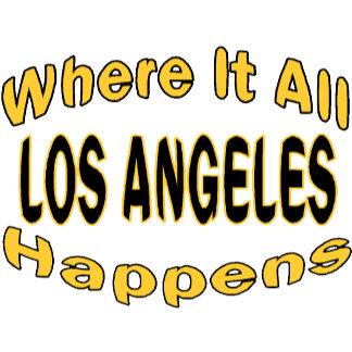 Los Angeles Happens