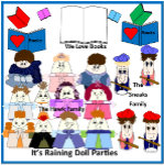 It's Raining Doll Parties