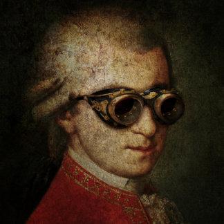 Steampunk Mozart