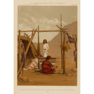 Aboriginal life, Navajo Country
