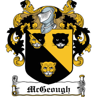 McGeough Coat of Arms