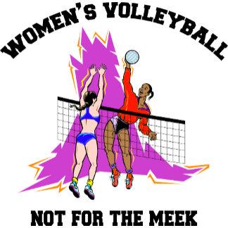 Women's Volleyball T-Shirt