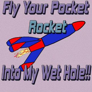 Fly Your Pocket Rocket
