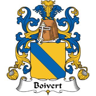 Boivert Family Crest