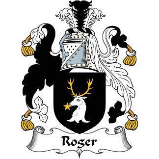 Roger Family Crest