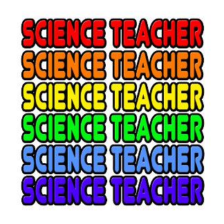 Rainbow Science Teacher