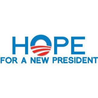 HOPE for a NEW President