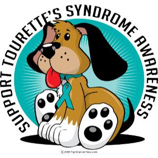 Tourette's Syndrome Dog