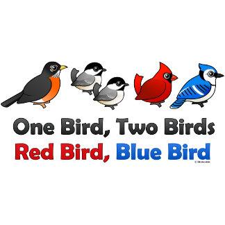 One Bird, Two Birds...