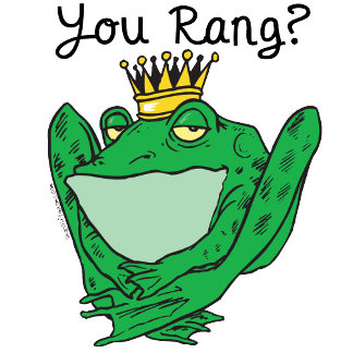 Frog Prince Charming T-shirts and Gifts