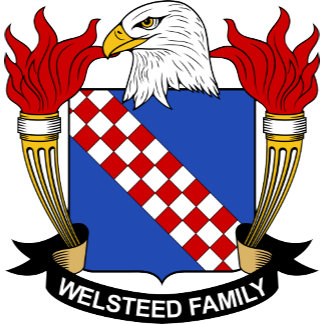 Welsteed Coat of Arms