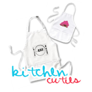 ::KITCHEN CUTIES APRONS::
