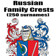 Russian Family Crests