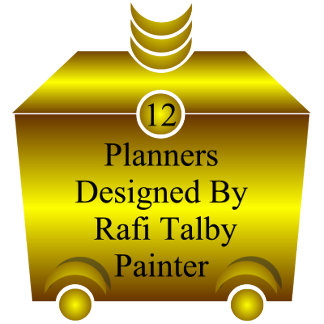 12 Planners rafi talby